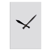 "8""x12"" Rectangle Wall Clock"