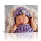 9x12 Horizontal Photo Plaque