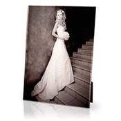 9x12 Vertical Photo Plaque