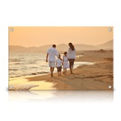 12x16 Horizontal Wall Art with Stand Offs
