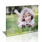 8x10 Horizontal Photo Block