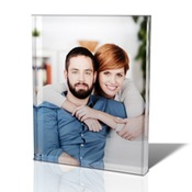 8x10 Vertical Photo Block
