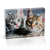 8x12 Horizontal Photo Block