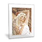 Vertical 20x24 Clear Frame Wall Art