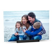 8x12 Horizontal Modern Photo Plaque