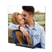 8x8 Square Modern Photo Plaque