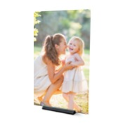 8x12 Vertical Modern Photo Plaque