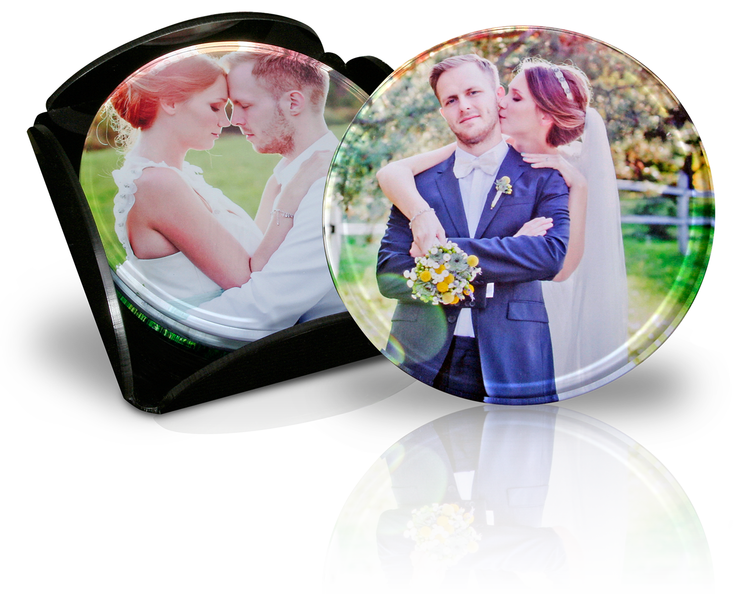 Acrylic Print Coaster Sets