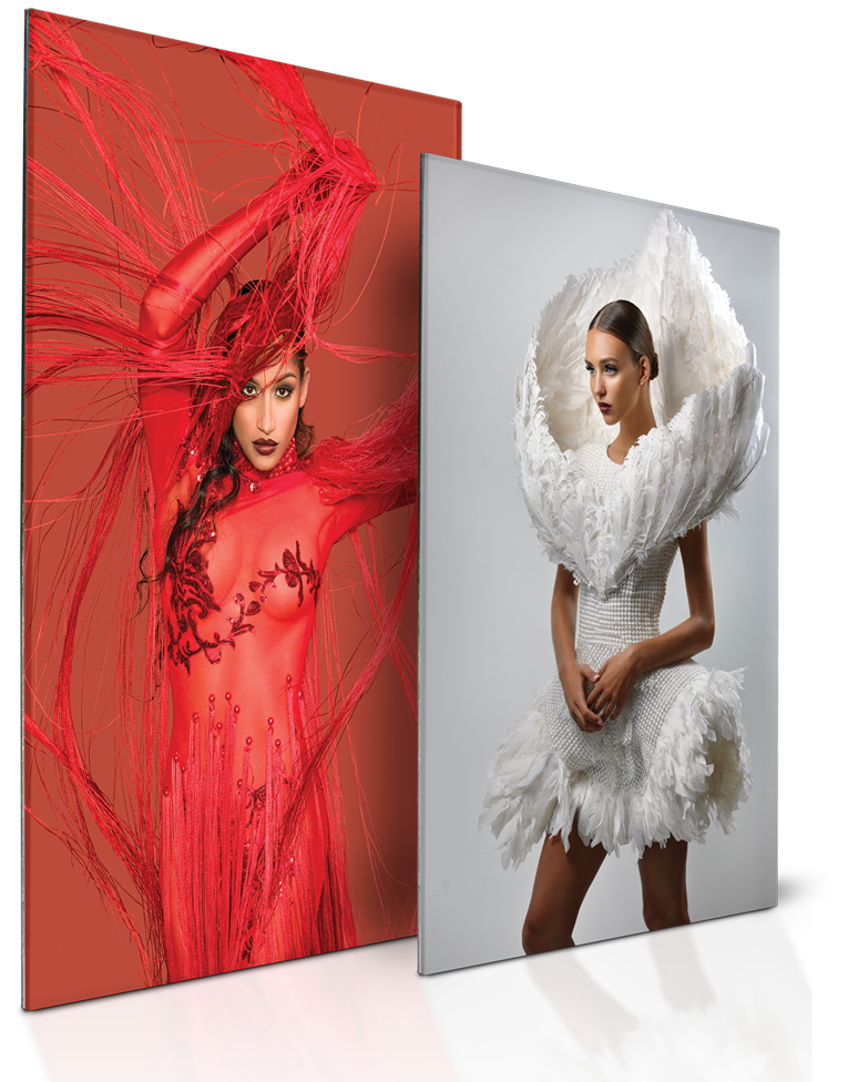 Acrylic Print Wall Art - photos by Roberto Valenzuela Photography