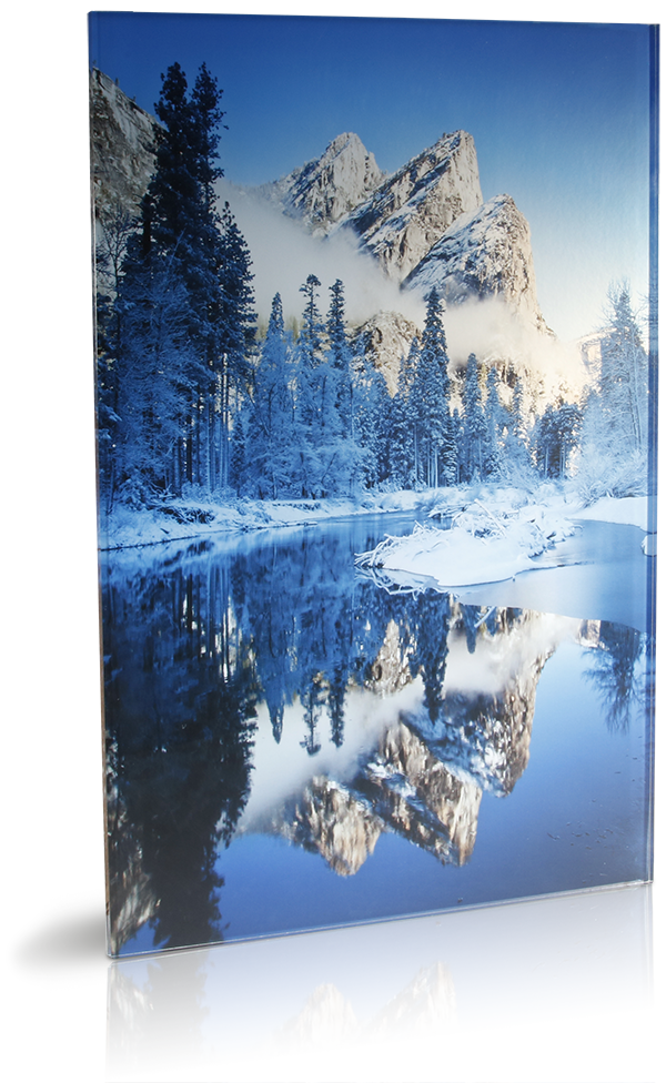 Acrylic Print Wall Art - photo by Sam Swartz Photography